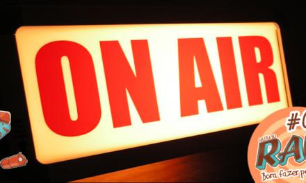 Galera do RAU #01 – Bora fazer podcast!
